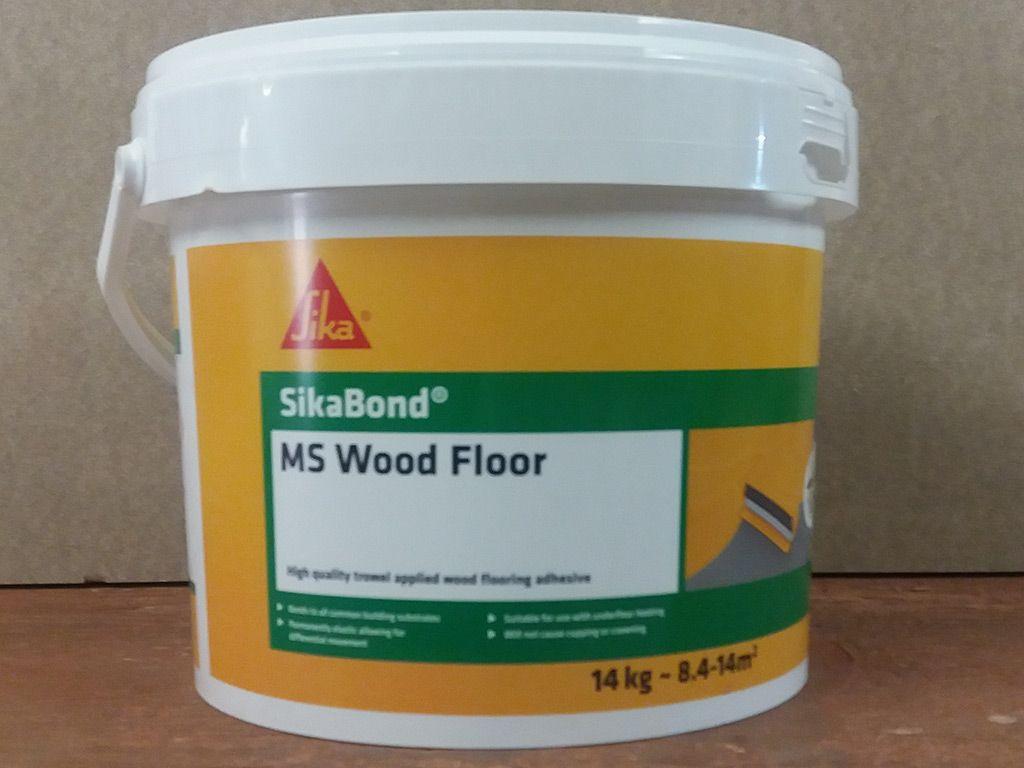 Sikabond Ms Wood Floor Adhesive