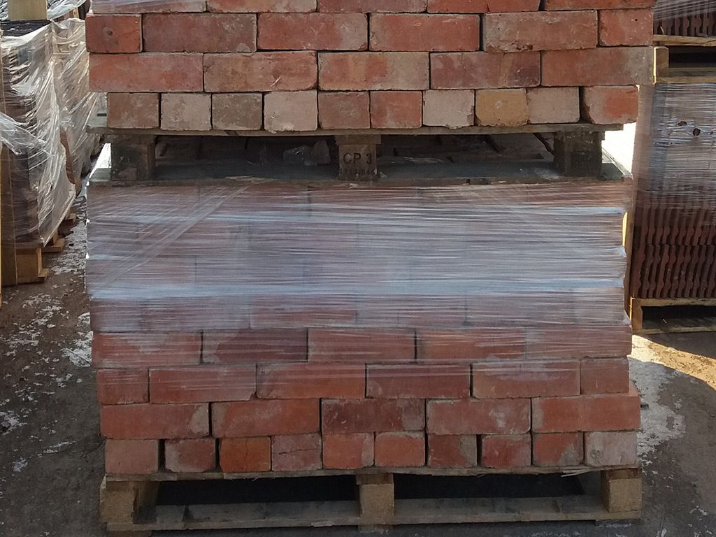 Reclaimed Pressed Common Bricks From Worcester
