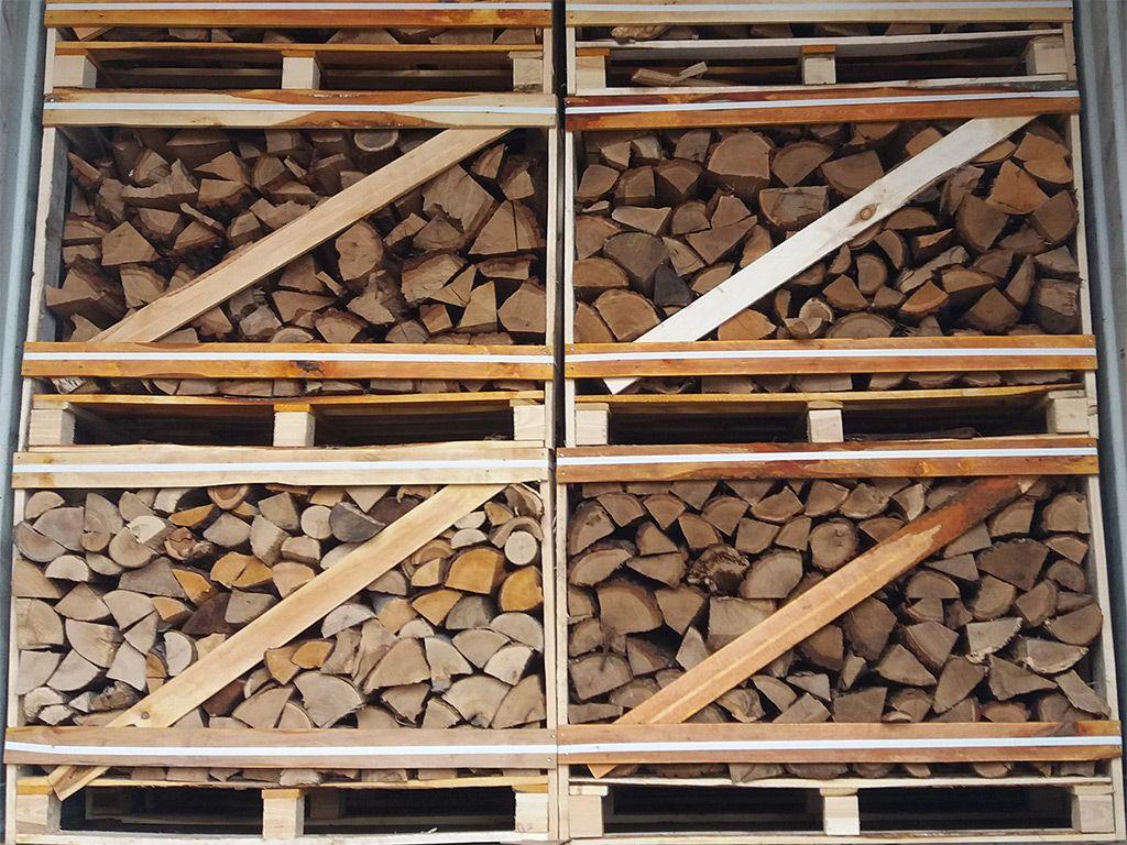 Kiln Dried Ash Firewood