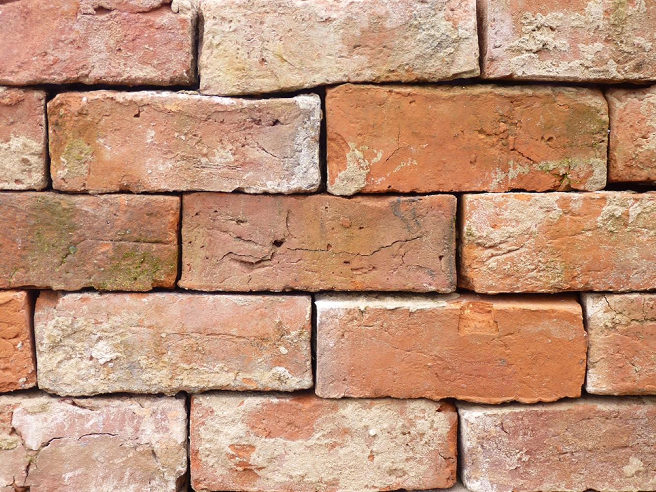 Reclaimed Handmade Brick Slips