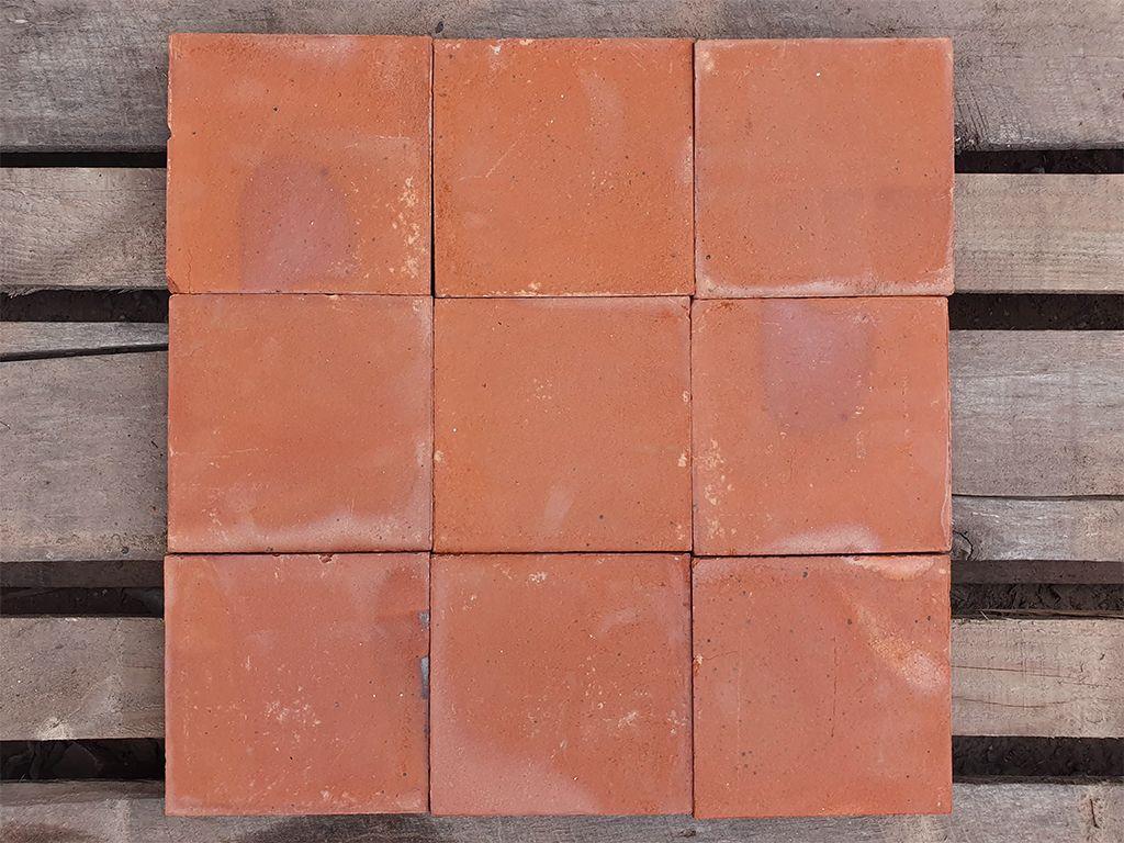 Reclamation Red Terracotta Quarry Tiles 6x6 Quot