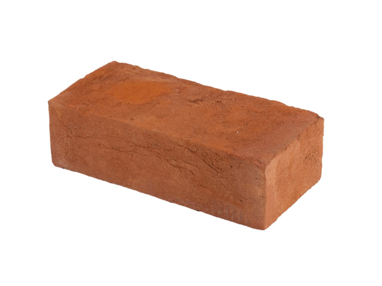 Soft Red Bricks Handmade