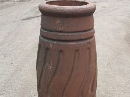 Reclaimed Cannon Top Chimney Pot