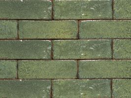 Jade Glazed Brick Tiles