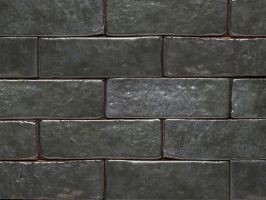 Pyrite Glazed Brick Tiles