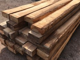 New Grade B Oak Railway Sleepers