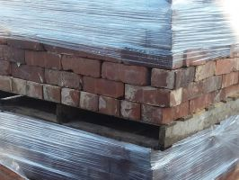 Reclaimed Pressed Common Bricks from Knottingley