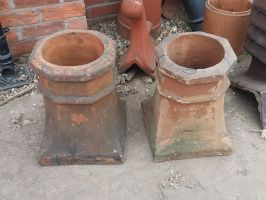 Genuine Reclaimed Chimney Pot