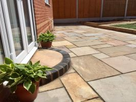 Rippon Natural Indian Sandstone - Single Size 900 x 600mm