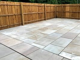 Rippon Smooth Sawn Indian Sandstone - 900 x 600mm Size