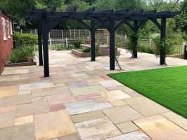 Rippon Natural Indian Sandstone - Hand Split or Calibrated