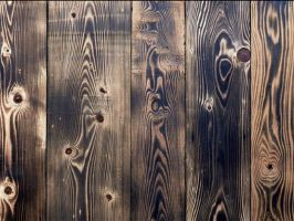 Reclaimed Blackened Pine Cladding