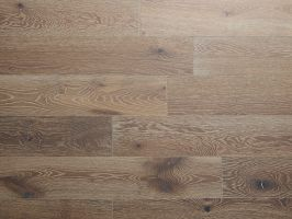 Blenheim Multi-Ply Engineered Oak Flooring - Smoked, Limed & Lacquered - 18/4 x 150mm