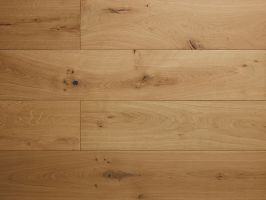 Blenheim Multi-Ply Engineered Oak Flooring - Unfinished - 20/6mm x 189mm