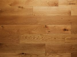Blenheim Multi-Ply Engineered Oak Flooring - UV Oiled - 18/4 x 150mm