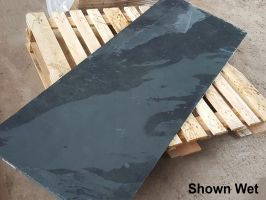 Brazilian Black Slate 1800 x 650mm