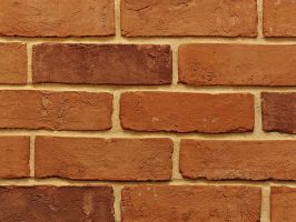 Farmhouse Orange Bricks