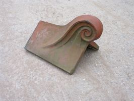 Reclaimed Decorative Roof Finial