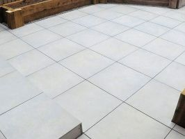 Nova Graphite Porcelain Flooring & Paving - 600 x 600mm