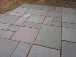 Raj Blend Natural Indian Sandstone - Single Size 900 x 600mm
