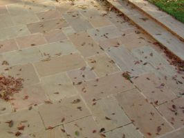 Raj Blend Natural Indian Sandstone - Hand Split or Calibrated