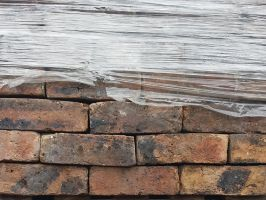 Reclaimed Broseley Handmade Bricks
