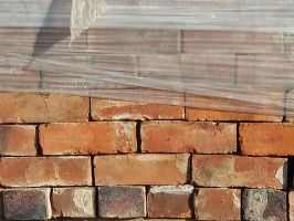 Reclaimed Handmade Bricks from Derby