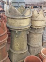 Reclaimed Doulton Crown Chimney Pot