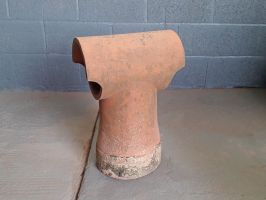 Reclaimed Hooded Chimney Pot