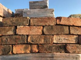 Reclaimed Solid Wirecut Bricks from Hull