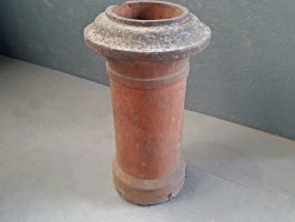 Reclaimed Medium Cannon Top Chimney Pot