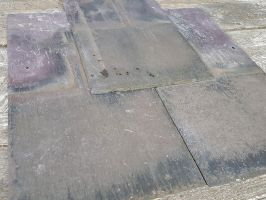 Reclaimed Purple Slate 20 x 10