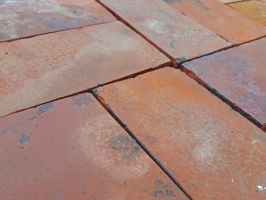 Reclaimed Red Quarry Paver