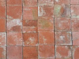 Reclaimed Red Quarry Tiles 7x7