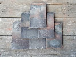Reclaimed Handmade Rosemary Roof Tiles