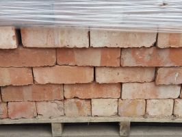 Reclaimed Wirecut Bricks from Solihull