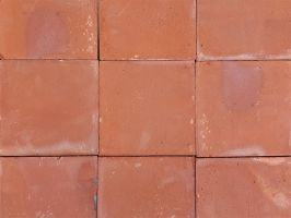 Reclamation Red/Terracotta Quarry Tiles 6x6