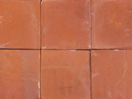 Reclamation Red/Terracotta Quarry Tiles 9x9