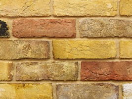 Reclamation Yellow Multi Stock Bricks