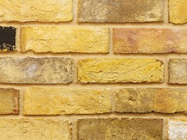 Reclamation Yellow Stock Bricks