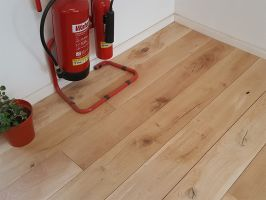 Solid Oak Flooring 190 x 20mm