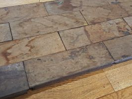 Reclaimed Parquet Hardwood Flooring