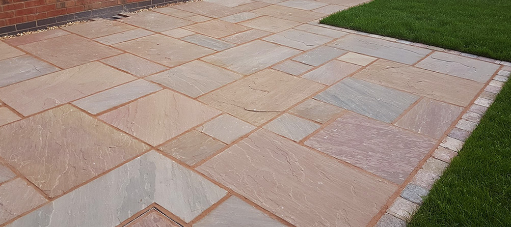Basic Guide to Maintaining Your Natural Stone Paving