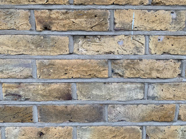 Weathered Original London Stock bricks